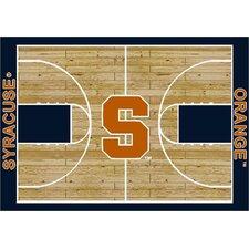 College Court Syracuse Orange Rug
