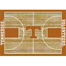 College Court NCAA Tennessee Novelty Rug