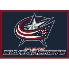 NHL Columbus Bluejackets 533322 1081 2xx Novelty Rug