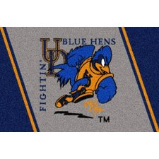 Collegiate University of Delaware Fightin' Blue Hens Mat