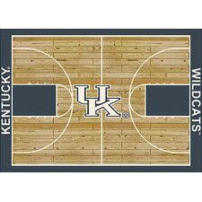 College Court NCAA Kentucky Novelty Rug