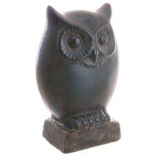 Terra Cotta Owl