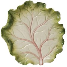 """French Garden Cabbage 8"""" Plate"""