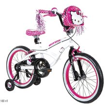 "Girl's Hello Kitty 18"" Bike"