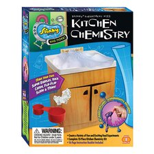Kitchen Chemistry Mini Lab