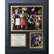 Wizard of Oz - Framed Photo Collage