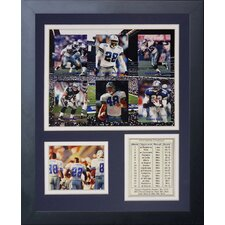 Dallas Cowboys 1993 Champs Framed Photo Collage
