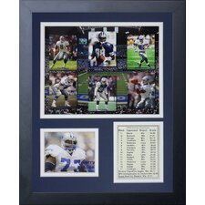 Dallas Cowboys 1995 Champs Framed Photo Collage