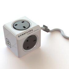 PowerCube Extended USB Power Socket