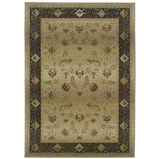 Persian Genesis Beige / Brown Oriental Rug