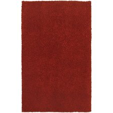 Helena Hand-Tufted Red Indoor Area Rug