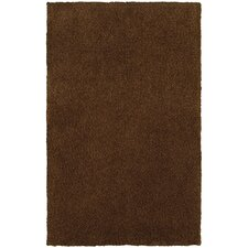 Helena Hand-Tufted Brown Indoor Area Rug