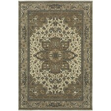Payton Ivory/Gray Indoor Area Rug