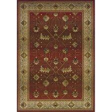 Persian Genesis Red / Beige Oriental Rug