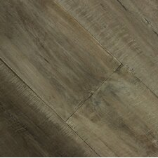 "English Pub 7-1/2"" Engineered Maple Hardwood Flooring in Moonshine"