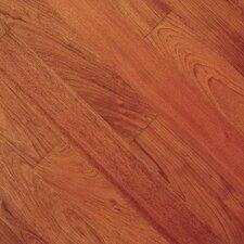 "Forever Tuff 4-3/4"" Engineered Brazilian Cherry Hardwood Flooring in Natural"