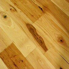 Tuscan Random Width Engineered Hickory Hardwood Flooring in Casentino