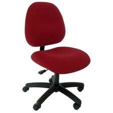 High-Back Desk Height Office Chair
