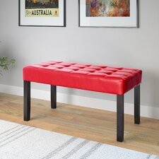 California Upholstered Entryway Bench