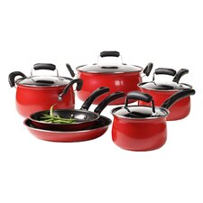 Carbon Steel 10 Piece Cookware Set