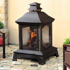 Harrison Outdoor Fireplace