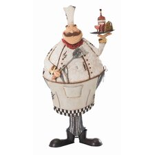 Friendly Pastry Chef Wall Decor