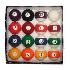 Deluxe Pool Ball Set
