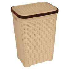 Superio Brand Wicker Style Laundry Hamper