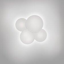 Puck 4 Light Fixture / Flush Mount Wall Sconce