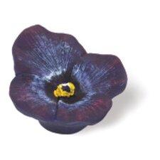 Flowers Novelty Knob