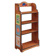"Lil' Sports Fan 49"" Bookshelf"