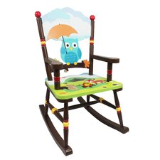 Enchanted Woodland Kids Rocking Chair