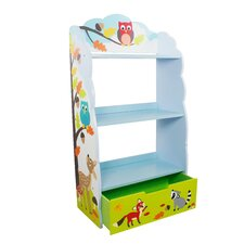 "Enchanted Woodland 41.75"" Bookshelf"