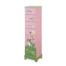 Magic Garden 7 Drawer Chest