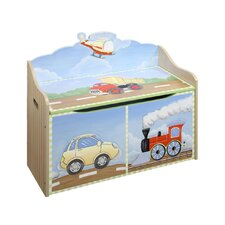 Transportation Toy Chest
