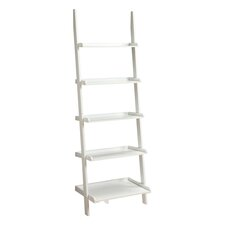 """Sandstrom 72"""" Leaning Bookcase"""