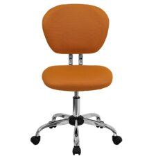 Mid-Back Adjustable Height Office Chair