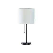 "Tom 19"" H Table Lamp with Drum Shade"