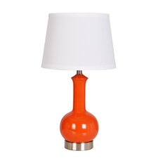 "18"" H Table Lamp with Empire Shade"