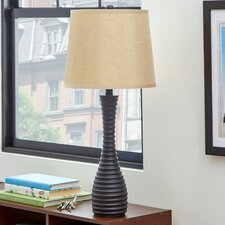 "21"" H Table Lamp with Empire Shade"