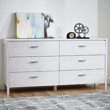 Ashlyn 6-Drawer Dresser
