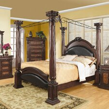 Whitewright Canopy Bed