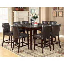 Laurence 9 Piece Dining Set