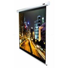 VMAX2 Electric Motorized Drop Down HD Projection Projector Screen w/ Extra Drop