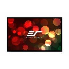 ezFrame Series White Fixed frame Projection Screen