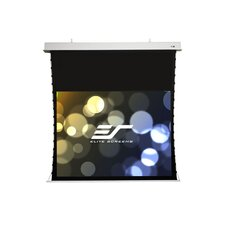 Evanesce Tab-Tension Series In-Ceiling Electric Projection Screen