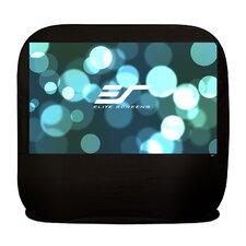 Pop-up Cinema Portable Spring-Famed Indoor Outdoor Projection Screen