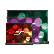 PicoScreen Portable Tabletop Pull-Up Projection Screen