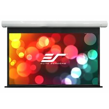 Elite Screens Saker Electric Motorized Drop Down Projection Projector Screen