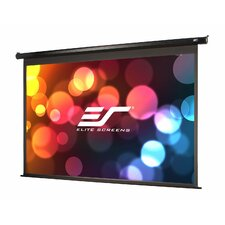 VMAX2 Series Motorized Matte White Electric Drop Down Projection Screen